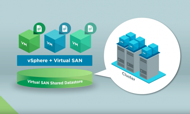 Mise en place d'un Cluster vSAN, vSphere HA, DRS, EVC et Fault Tolerance[VIDEO]