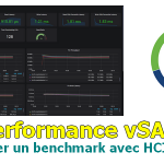 Performance vSAN : Réaliser un benchmark avec HCIBench